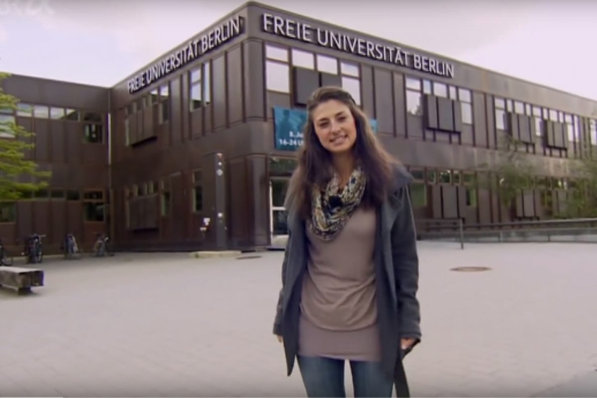 Video: Eine Tour über den Campus Dahlem