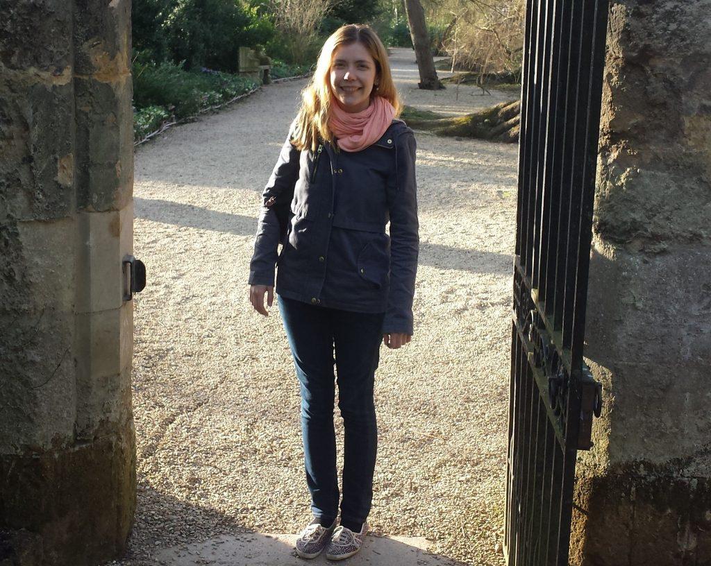 Helena promovierte im altehrwürdigen Oxford und fühlte sich dabei zuweilen wie in einem Harry-Potter-Film. Foto: Privat