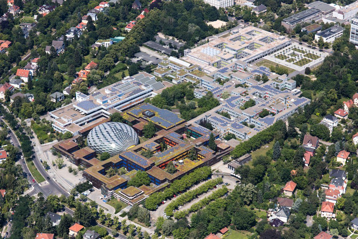 Dahlem, Düppel und Lankwitz: Hier liegt die Freie Universität