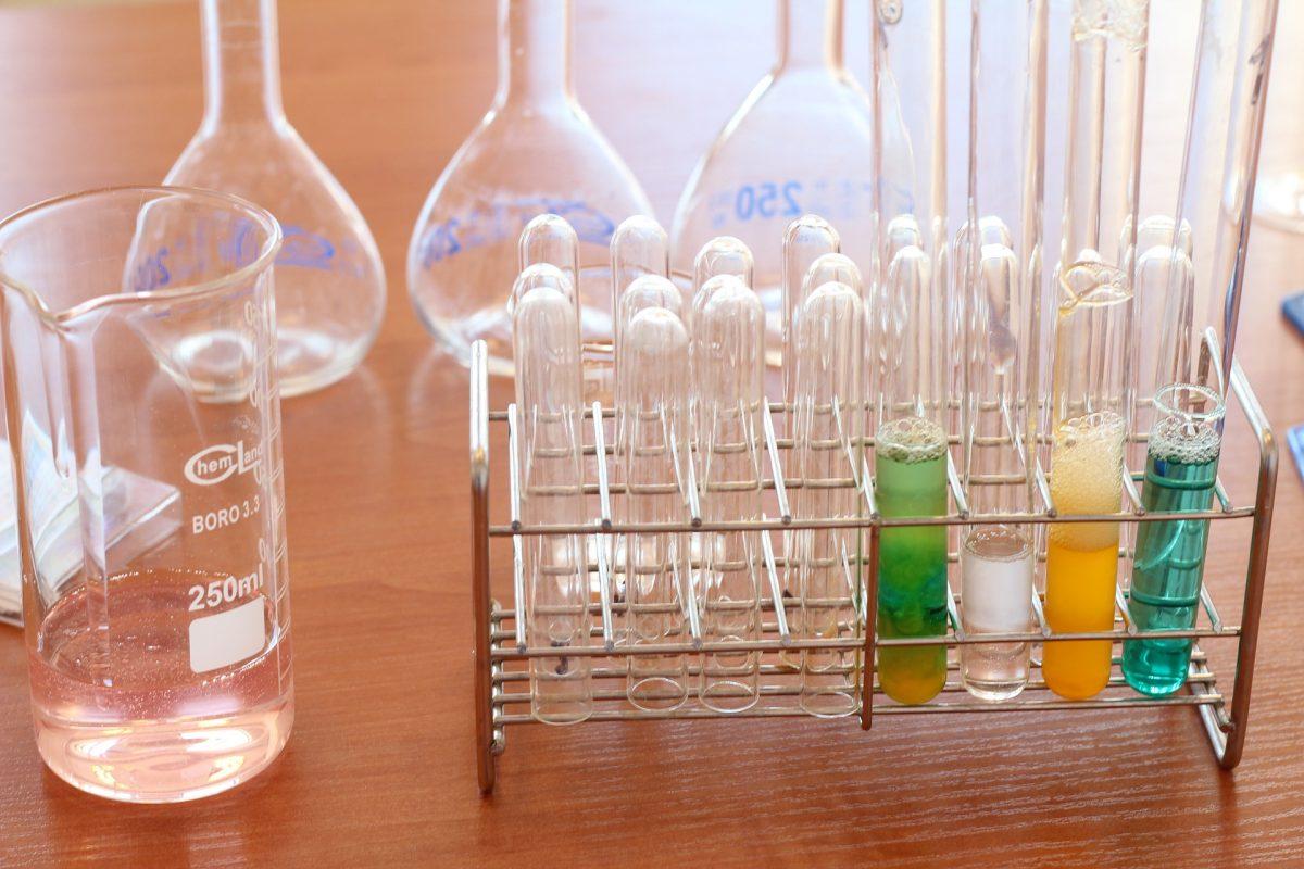 Wie wär's mit… Chemie?