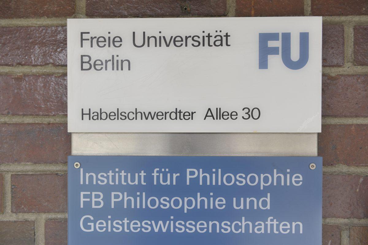 Welttag der Philosophie