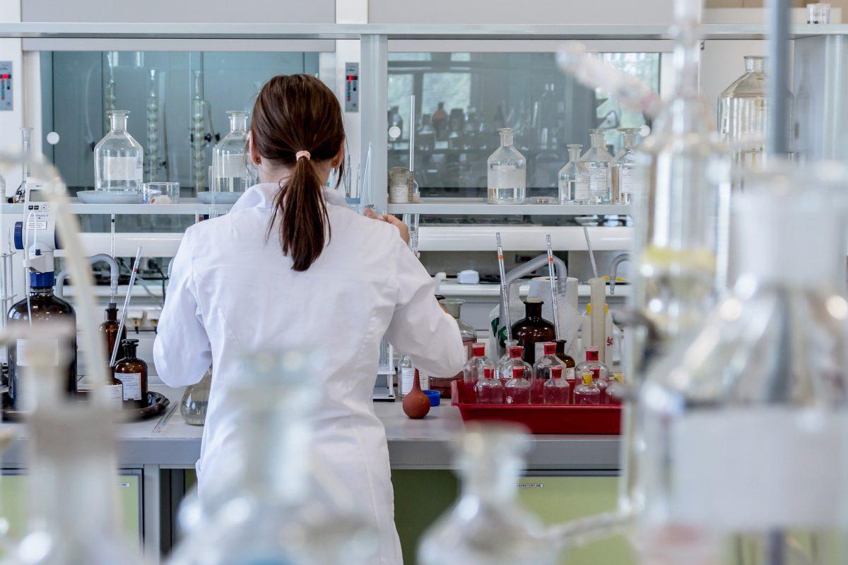 Wie wär's mit… Biochemie?