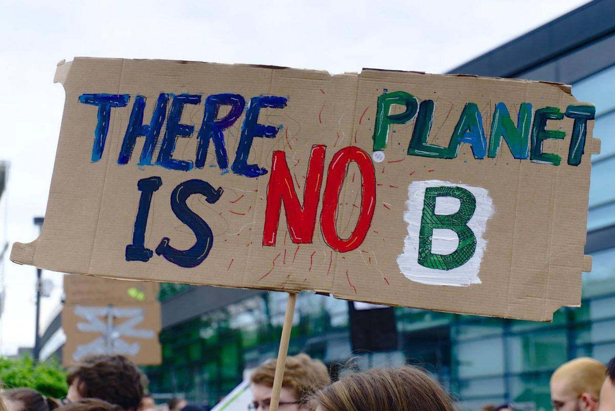 Klimaschutz trifft Universität