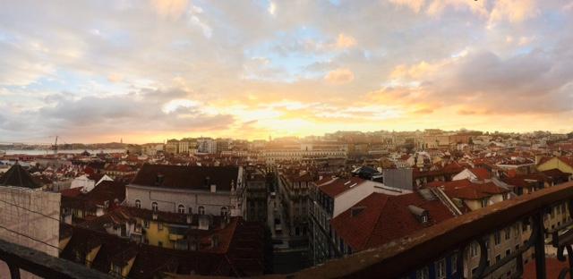 Praktikum an einem Sprachinstitut in Lissabon