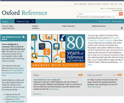 oxford reference format