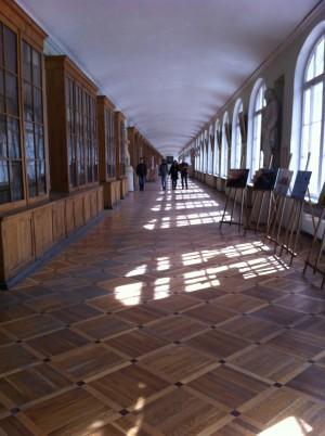 St. Petersburg Bibliothek
