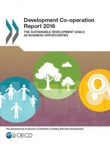 Development Co-operation Report 2016 Cover