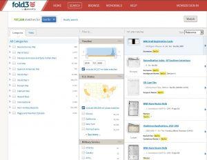 """Screenshot der Ergebnisliste nach dem Stichwort """"Berlin"""""""