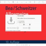 Download-Funktion bei UTB-studi-e-book