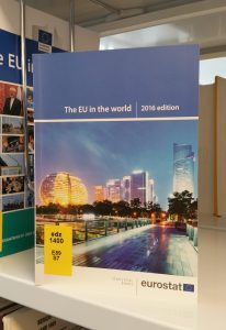 "Cover ""The EU in the world"""