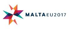 Logo Malta EU 2017