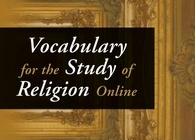 Vocabulary of the Story of Religion Online