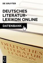 Deutsches Literatur-Lexikon Online