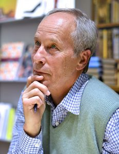 Richard Ford (2014); Bild: Frankie Fouganthin via Wikimedia Commons (Lizenz: CC-BY-SA-4.0)