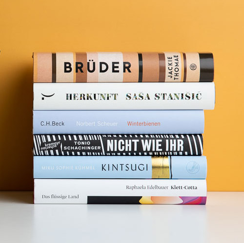 Die Titel der Shortlist 2019 (Copyright: vntr.media)