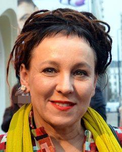 Olga Tokarczuk (2018), Bild: Fryta 73, CC-BY-SA-2.0