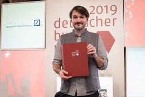 Preisträger 2019: Saša Stanišić (© vntr.media)