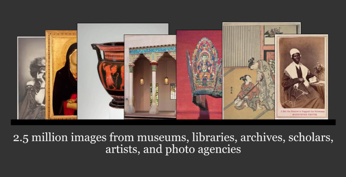 "Datenbank ""ARTstor – Images for Education & Scholarship"" lizenziert"