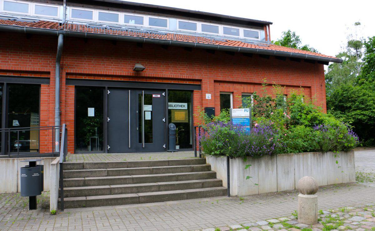 Veterinärmedizinische Bibliothek nun auch für externe Nutzer*innen geöffnet