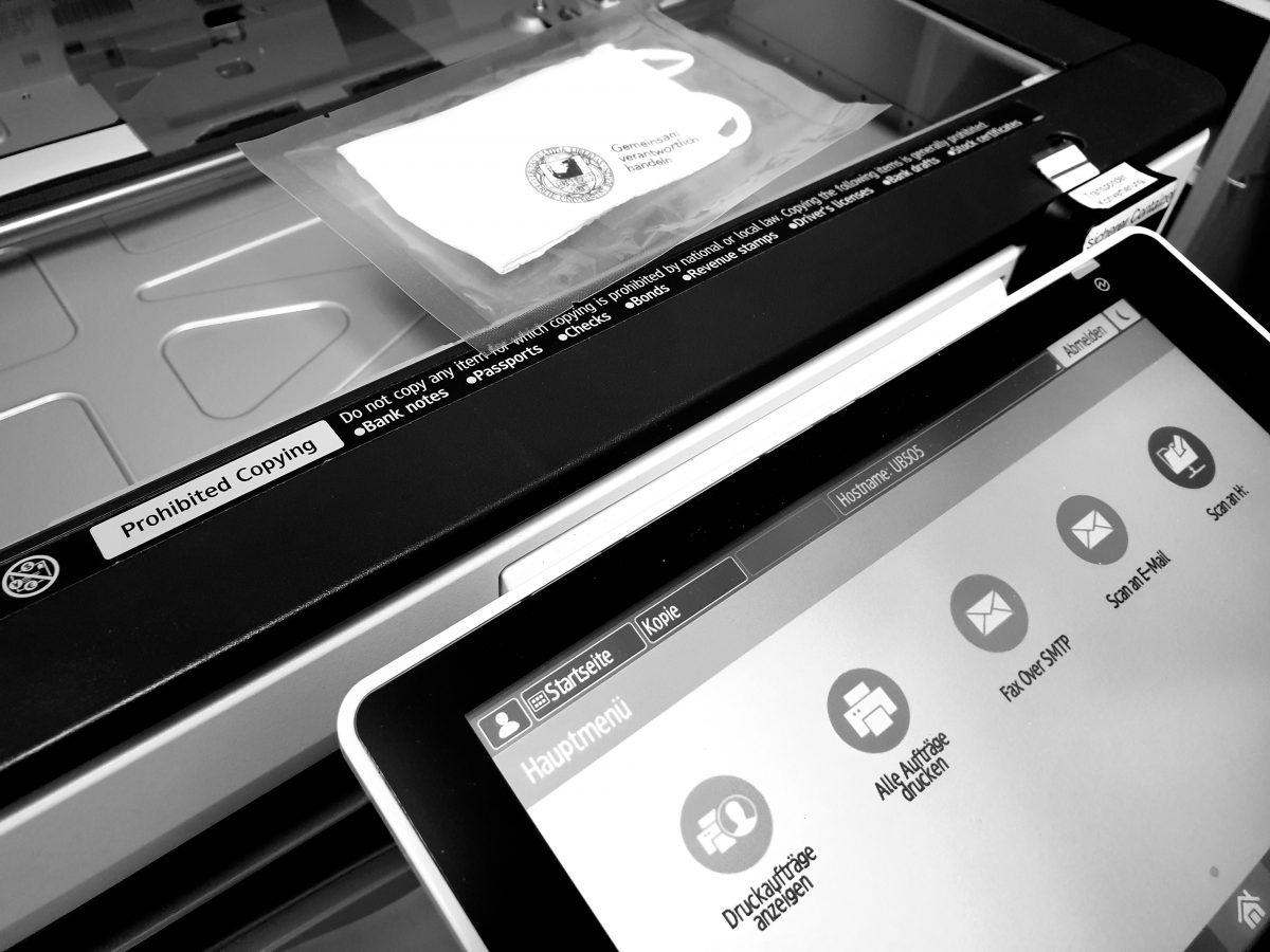 Überblick zu den Kopierservices an den FU-Bibliotheken