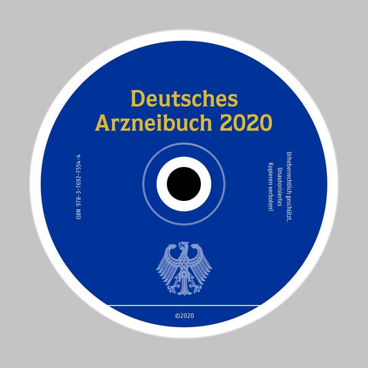 """Online-Datenbank """"Deutsches Arzneibuch"""" lizenziert"""