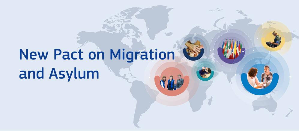 Europäische Kommission legt neues Asyl- und Migrationspaket vor