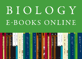 Neue Nationallizenz für Biology E-Books Online