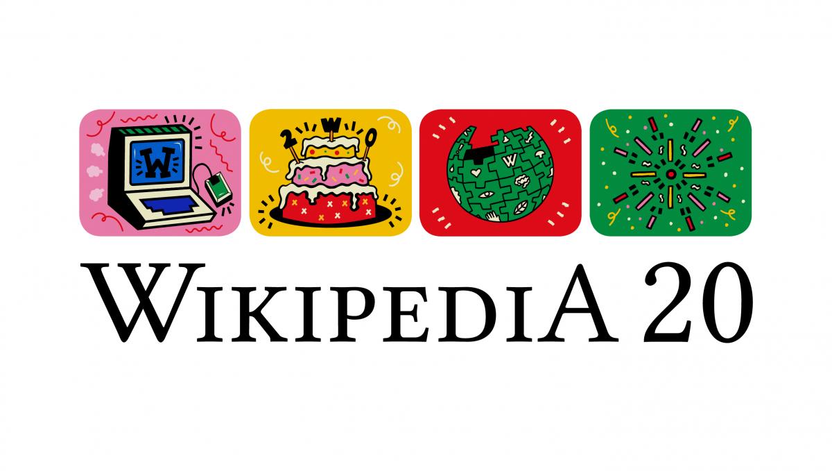 Wikipedia wird 20 – Happy Birthday, freies Wissen!