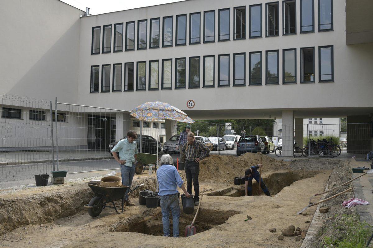 Ergebnisse zu Knochenfunden auf FU-Gelände präsentiert