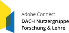 Adobe Connect DACH Nutzergruppe Forschung & Lehre