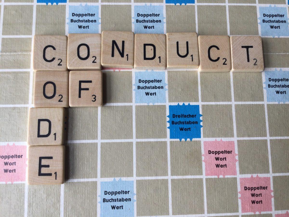 Code of Conduct (CoC) für die digitale Lehre – nettes Add-on oder doch unverzichtbar?
