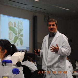 Michael Gruenstaeudl - Teaching - Jan 2016
