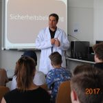 Michael Gruenstaeudl – Teaching – June 2017