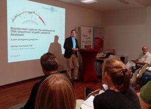 Talk at DBG Sektionstagung 2018 in Klagenfurt, Kaertnen