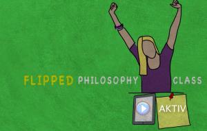 flipped philosophy class