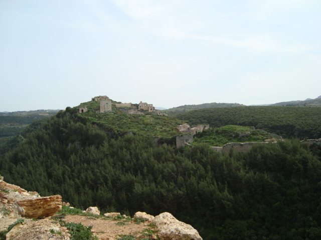 Saladins Burg