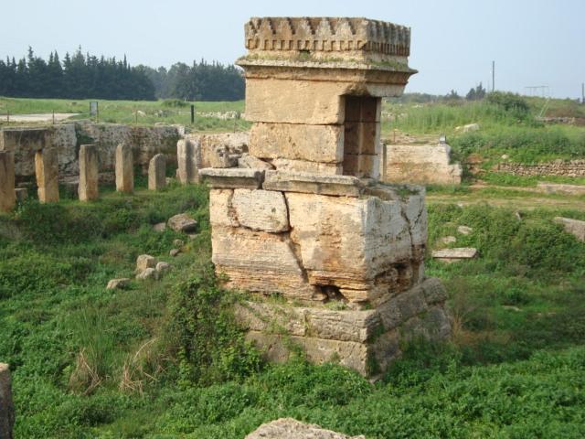 phoenizischer Tempel von Amrit