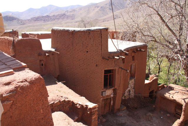 Lehmhaus in Abyaneh