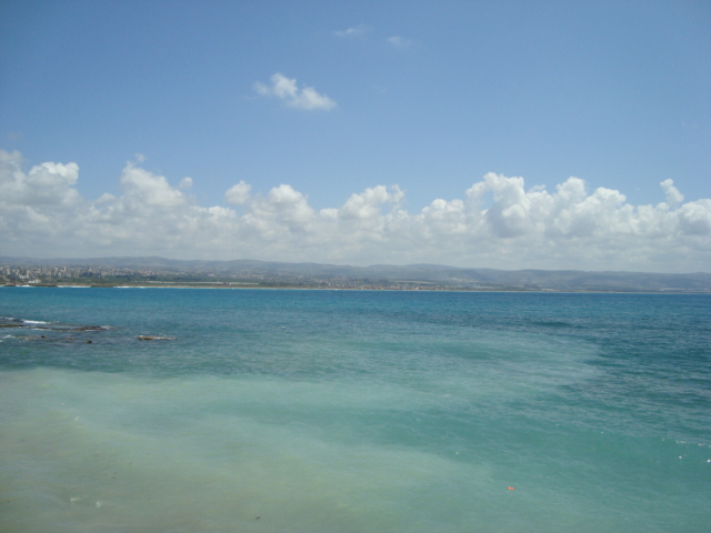 ...und azurblaues Meer