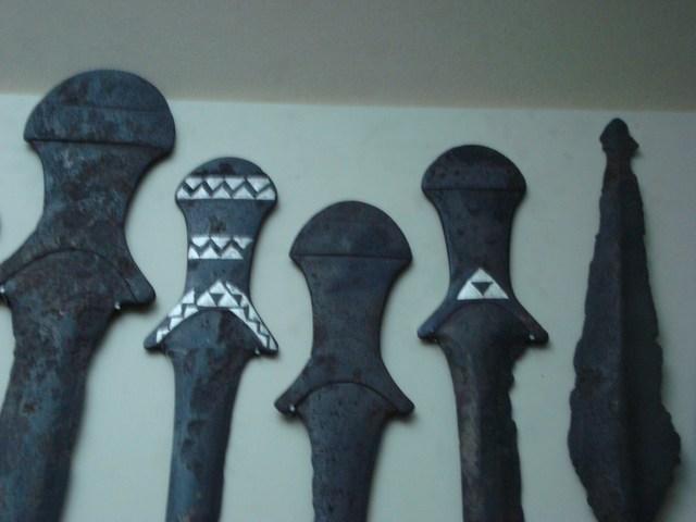 Die Schwerter vom Arslantepe - Detail