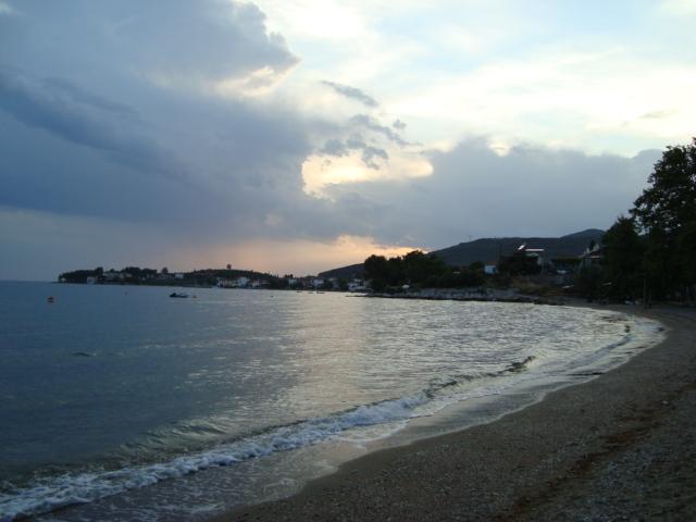 Am Golf von Volos