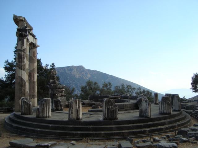 Delphi - Heiligtum der Athena Pronaia