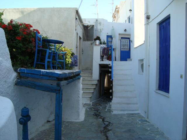 Unterwegs auf Naxos