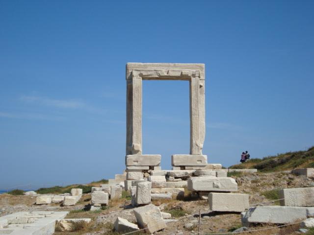 portara auf Naxos