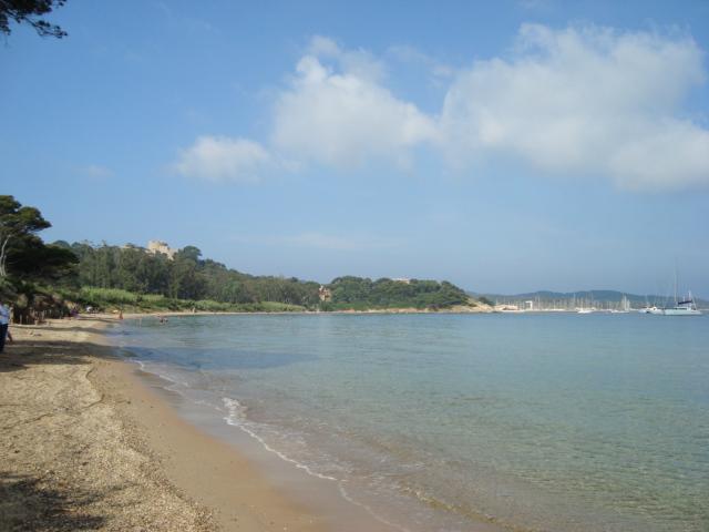 Auf Porquerolles - vor der französischen Küste