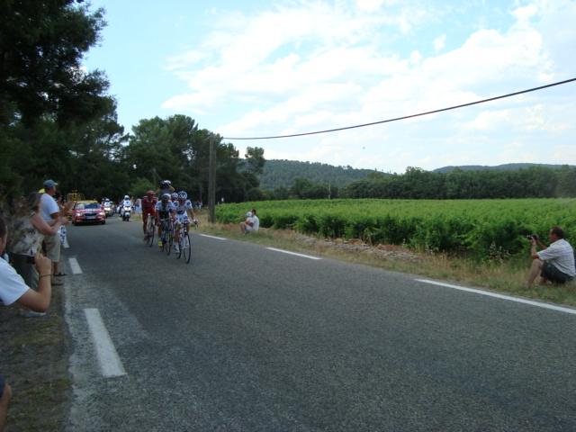 Tour de France - die Spitzengruppe