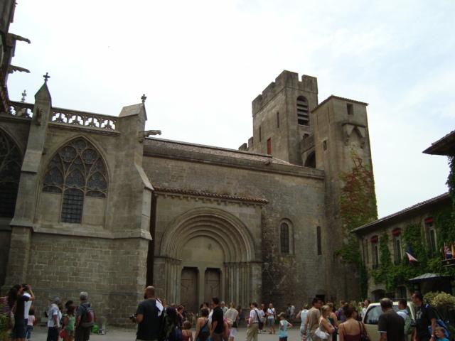 Carcassonne - Kirche