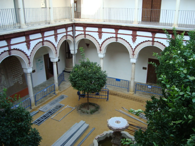 Museumsinnenhof (im Umbau)