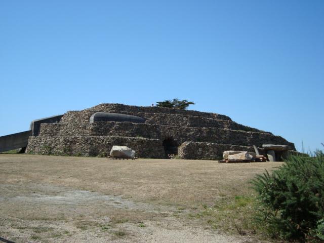 Petit Mont mit Weltkriegsbunker