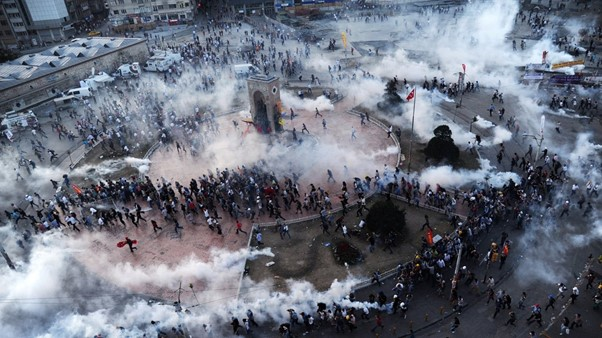 How to Make Sense of AKP's Authoritarian Turn? A Contentious Politics Perspective